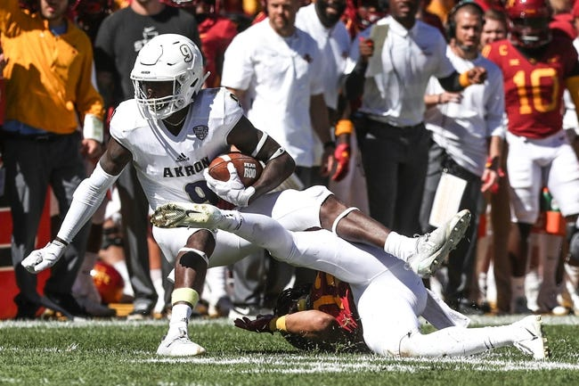 Buffalo vs. Akron - 10/13/18 College Football Pick, Odds, and Prediction