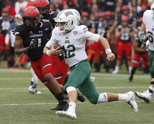 Ohio vs. Akron - 11/23/18 College Football Pick, Odds, and Prediction
