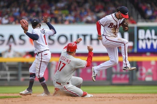 Atlanta Braves vs. Philadelphia Phillies - 9/23/18 MLB Pick, Odds, and Prediction