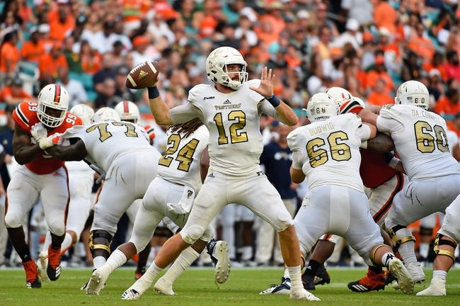 FIU vs. Middle Tennessee - 10/13/18 College Football Pick, Odds, and Prediction