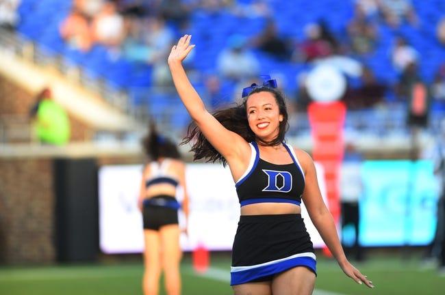 CFB | North Carolina Tar Heels (1-7) at Duke Blue Devils (6-3)