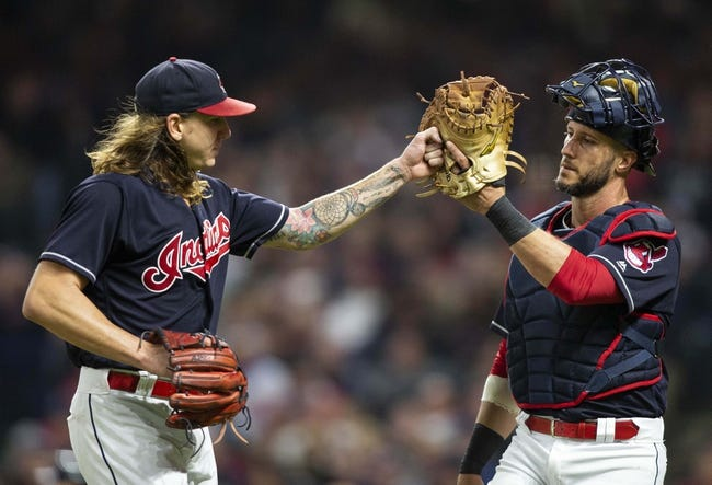 MLB | Houston Astros (105-59) at Cleveland Indians (91-73)