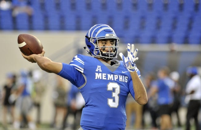 Memphis vs. UCF - 10/13/18 College Football Pick, Odds, and Prediction