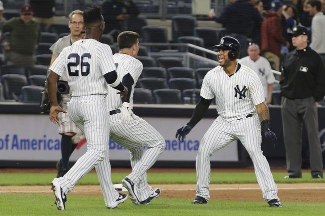 MLB | Baltimore Orioles (44-109) at New York Yankees (94-59)