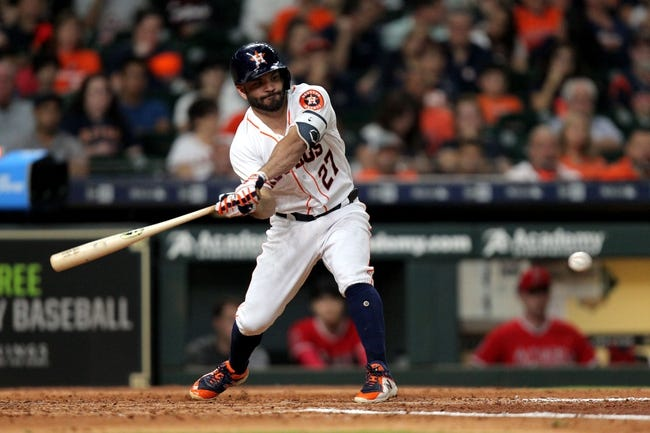 Houston Astros vs. Los Angeles Angels - 9/23/18 MLB Pick, Odds, and Prediction