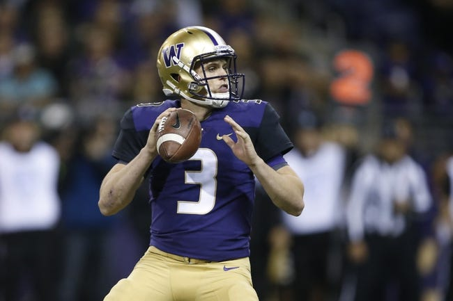 Washington vs. BYU - 9/29/18 College Football Pick, Odds, and Prediction