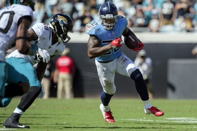 Jacksonville Jaguars at Tennessee Titans - 12/6/18 NFL Pick, Odds, and Prediction