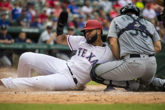 MLB | Texas Rangers (66-92) at Seattle Mariners (86-72)