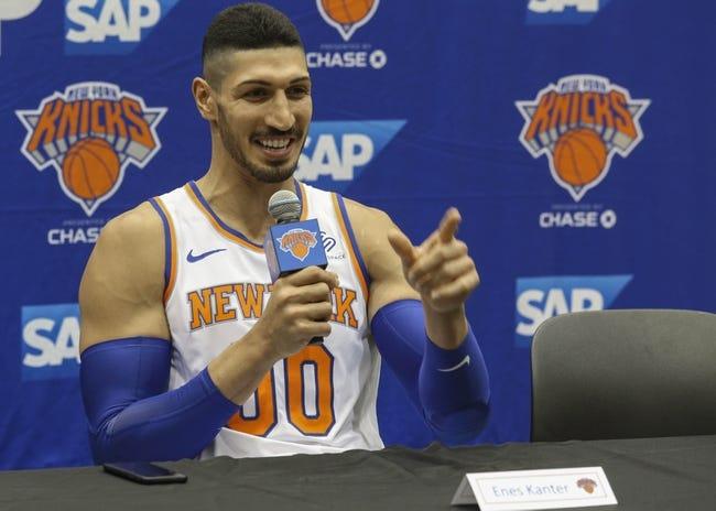 NBA | Washington Wizards (1-1) at New York Knicks (3-0)