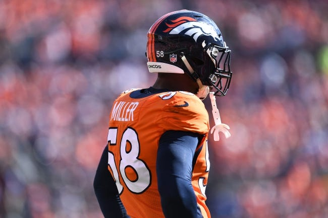 Denver Broncos vs. Los Angeles Rams - 10/14/18 NFL Pick, Odds, and Prediction