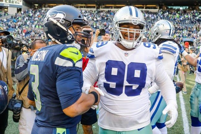 NFL | Seattle Seahawks vs. Dallas Cowboys