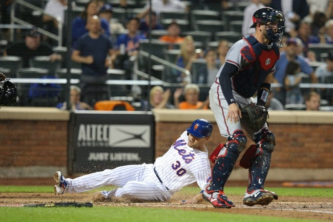 MLB | Atlanta Braves (89-68) at New York Mets (73-84)
