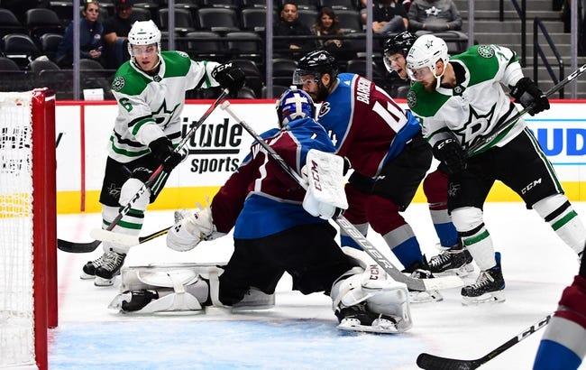 NHL | Colorado Avalanche at Dallas Stars