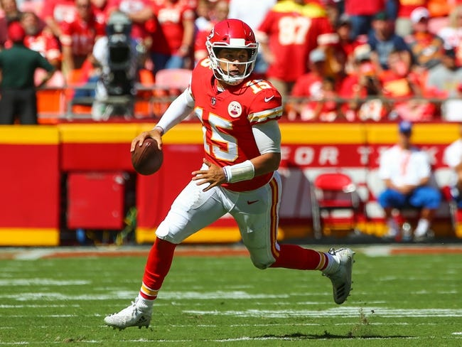 Kansas City Chiefs at Denver Broncos - 10/1/18 NFL Pick, Odds, and Prediction