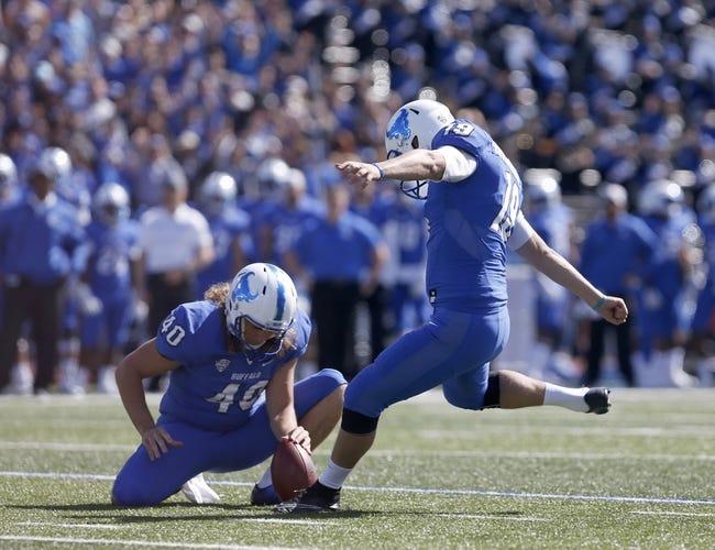 Central Michigan vs. Buffalo - 10/6/18 College Football Pick, Odds, and Prediction