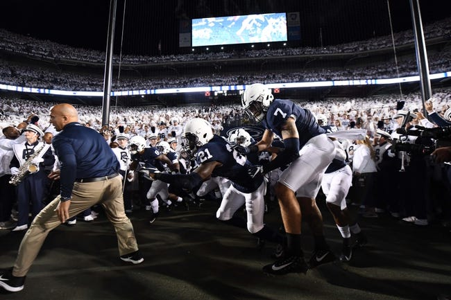 Penn State vs. Michigan State - 10/13/18 College Football Pick, Odds, and Prediction