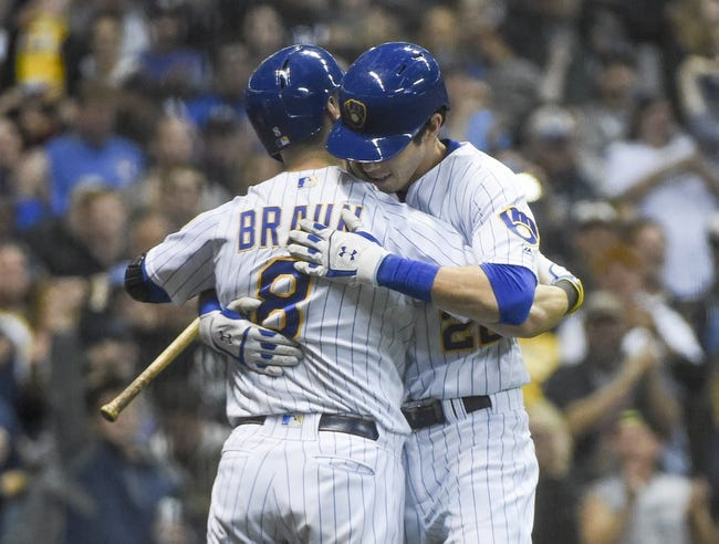 MLB | Detroit Tigers (64-96) at Milwaukee Brewers (93-67)