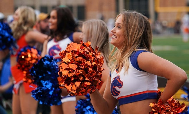Nevada vs. Boise State - 10/13/18 College Football Pick, Odds, and Prediction