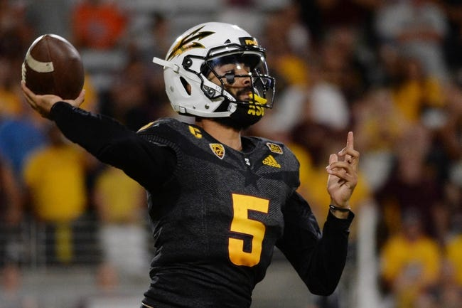 CFB | UCLA Bruins (2-7) at Arizona State Sun Devils (5-4)
