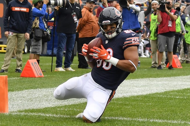 NFL | New York Jets (3-4) at Chicago Bears (3-3)