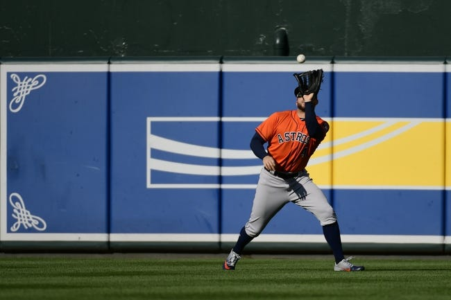 Cleveland Indians at Houston Astros - 10/5/18 MLB Pick, Odds, and Prediction