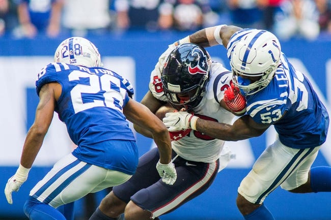 NFL | Indianapolis Colts (6-6) at Houston Texans (9-3)