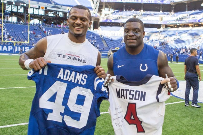 Indianapolis Colts at Houston Texans - 12/9/18 NFL Pick, Odds, and Prediction