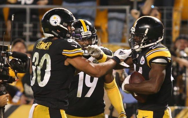 NFL | Atlanta Falcons (1-3) at Pittsburgh Steelers (1-2-1)