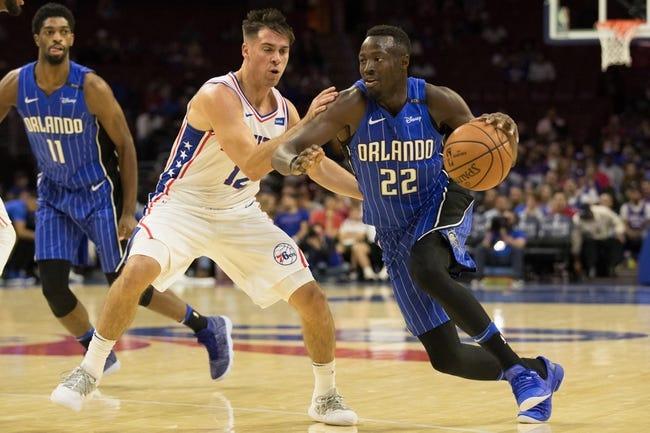 Philadelphia 76ers vs. Orlando Magic - 10/20/18 NBA Pick, Odds, and Prediction