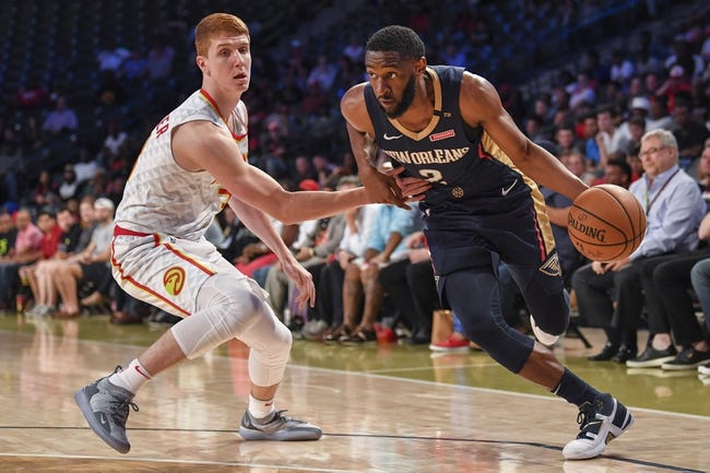 NBA | New Orleans Pelicans at Atlanta Hawks