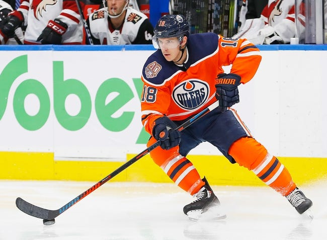 Boston Bruins vs. Edmonton Oilers - 10/11/18 NHL Pick, Odds, and Prediction