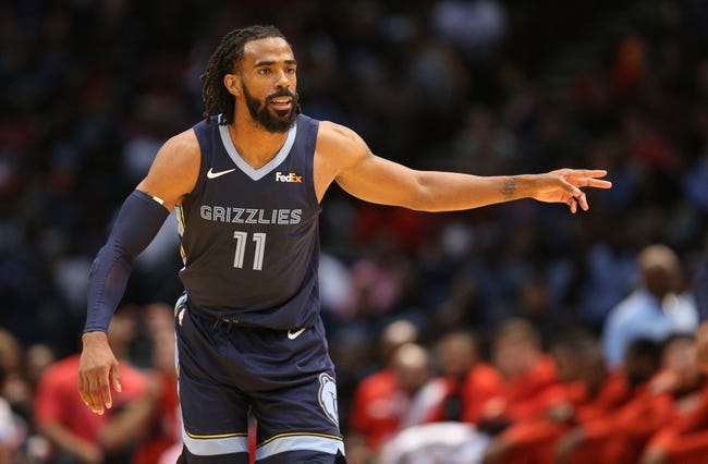 Memphis Grizzlies vs. Atlanta Hawks - 10/5/18 NBA Pick, Odds, and Prediction