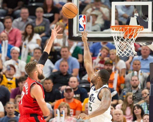Utah Jazz vs. Toronto Raptors - 11/5/18 NBA Pick, Odds, and Prediction