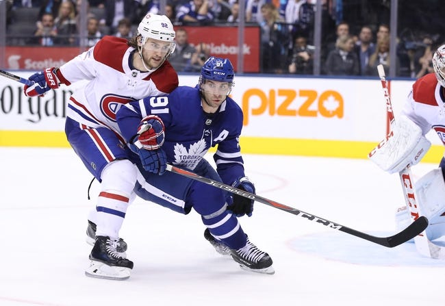 NHL | Toronto Maple Leafs at Montreal Canadiens
