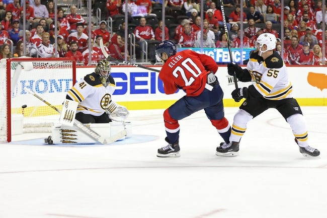 Boston Bruins vs. Washington Capitals - 1 10 19 NHL Pick ce61eec4475c