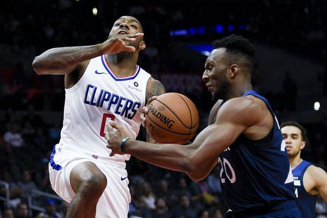 Los Angeles Clippers vs. Minnesota Timberwolves - 11/5/18 NBA Pick, Odds, and Prediction