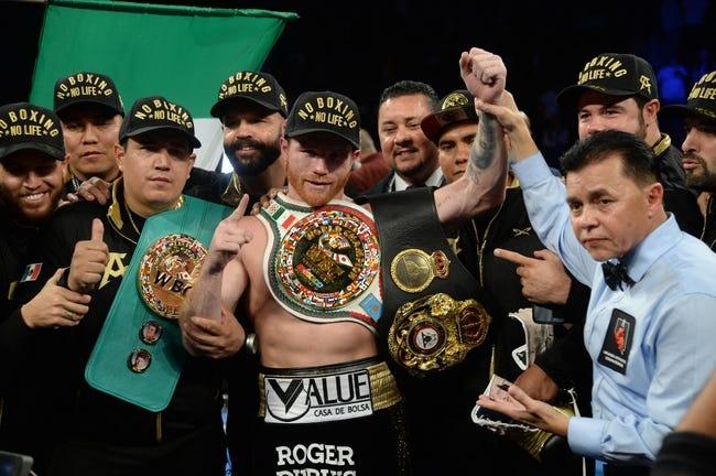 Power Ranking Top-10 Pound-For-Pound Boxers Heading Into 2019
