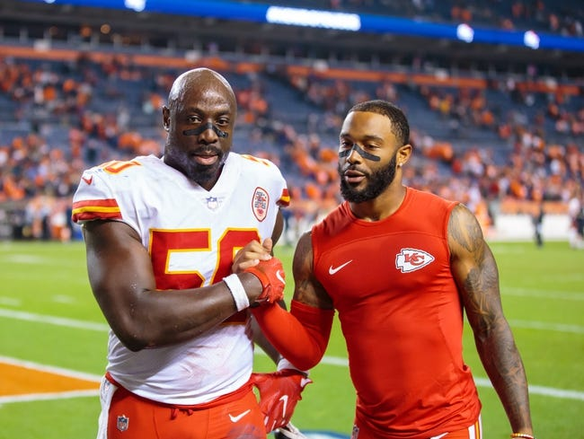 NFL | Denver Broncos (3-4) at Kansas City Chiefs (6-1)