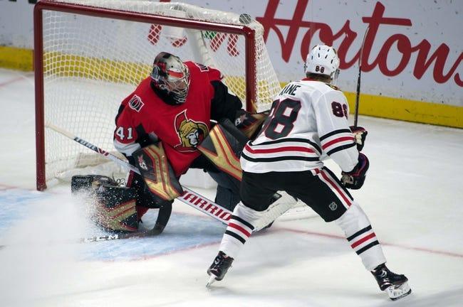 NHL | Ottawa Senators at Chicago Blackhawks