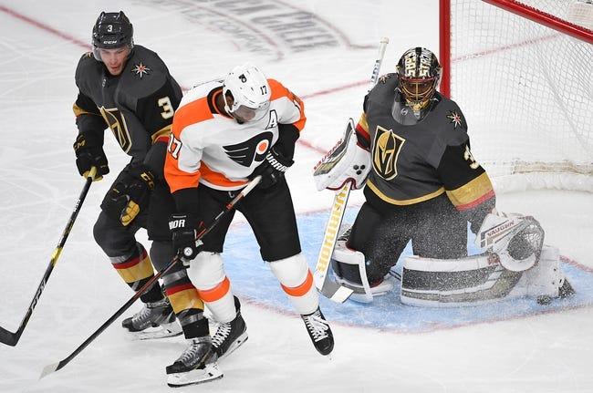 NHL | Vegas Golden Knights (1-4-0) at Philadelphia Flyers (2-2-0)