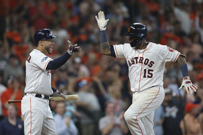 Houston Astros vs. Cleveland Indians - 10/6/18 MLB ALDS Game 2 Pick, Odds, and Prediction