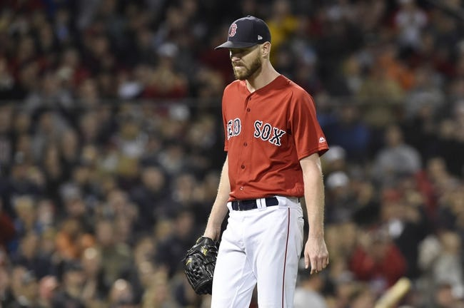 Houston Astros at Boston Red Sox - 10/13/18 MLB Pick, Odds, and Prediction