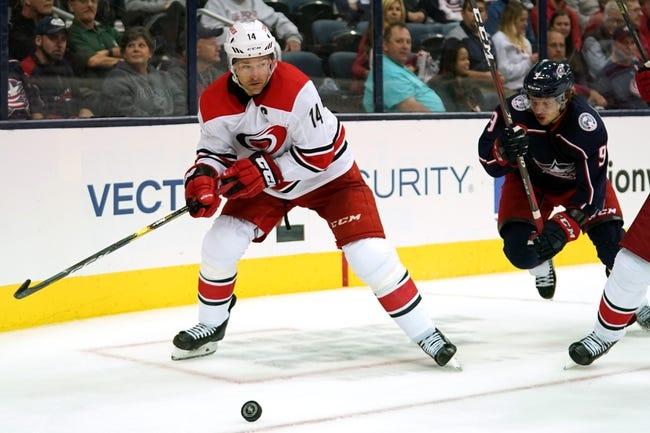 NHL | Carolina Hurricanes - Columbus Blue Jackets