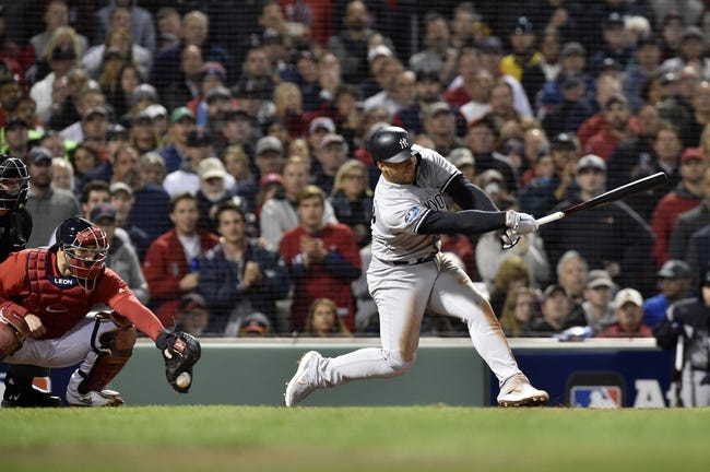 MLB | New York Yankees (101-62) at Boston Red Sox (108-54)