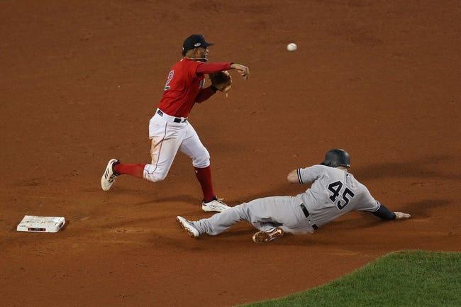 New York Yankees at Boston Red Sox - 10/6/18 MLB Pick, Odds, and Prediction