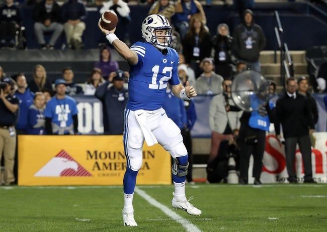 BYU vs. Western Michigan - Idaho Famous Potato Bowl - 12/21/18 College Football Pick, Odds, and Prediction