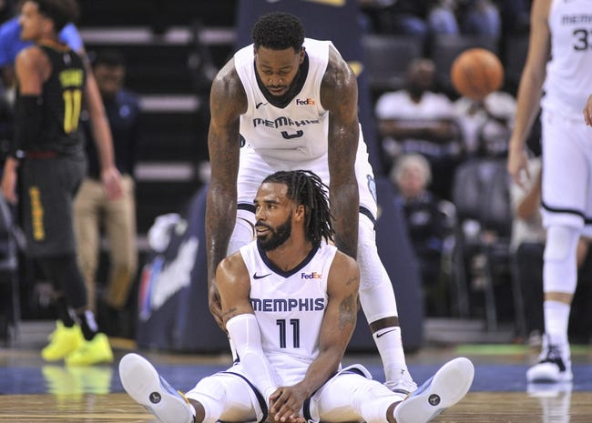 Memphis Grizzlies vs. Houston Rockets - 10/12/18 NBA Pick, Odds, and Prediction