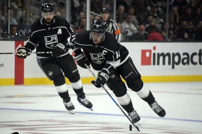 NHL   Los Angeles Kings (12-20-3) at San Jose Sharks (19-12-5)