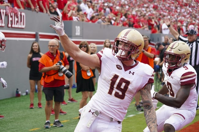 CFB | Louisville Cardinals (2-4) at Boston College Eagles (4-2)