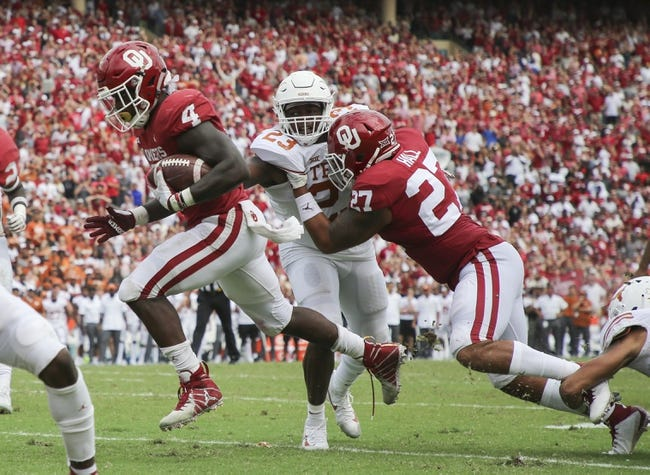 CFB | Oklahoma Sooners (5-1) at TCU Horned Frogs (3-3)